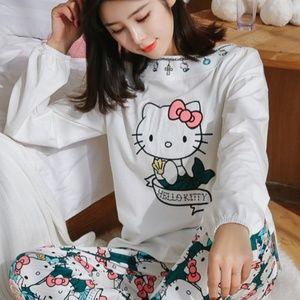 Other - Plus Size Hello Kitty Pajama Top Sz 3X